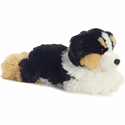 """Aurora World 12"""" Flopsie Plush Dog, Auzzie Perspective: front"""