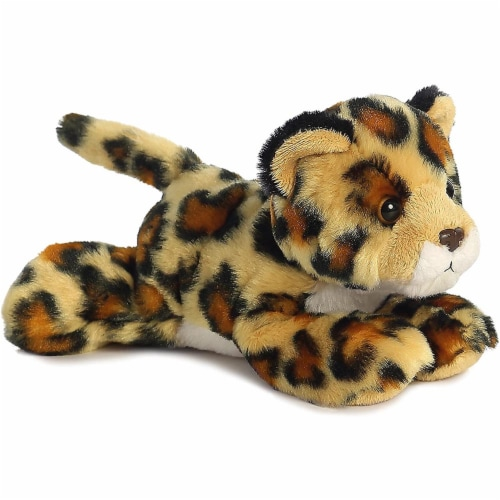 "Amazon Jaguar Mini Flopsie 8"" by Aurora Perspective: front"