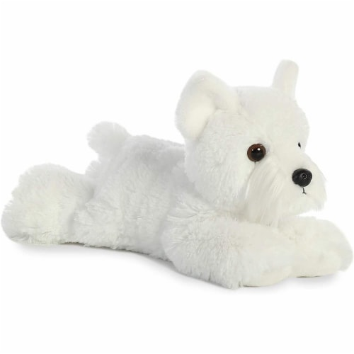 "Aurora World Inc. 31768 8"" Windsor Westie Stuffed Animal Perspective: front"