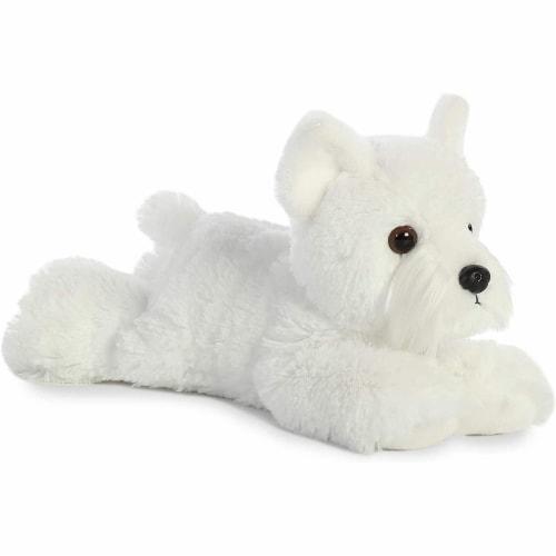 "Aurora World Inc. 31768 8"" Windsor Westie Stuffed Animal Perspective: front"