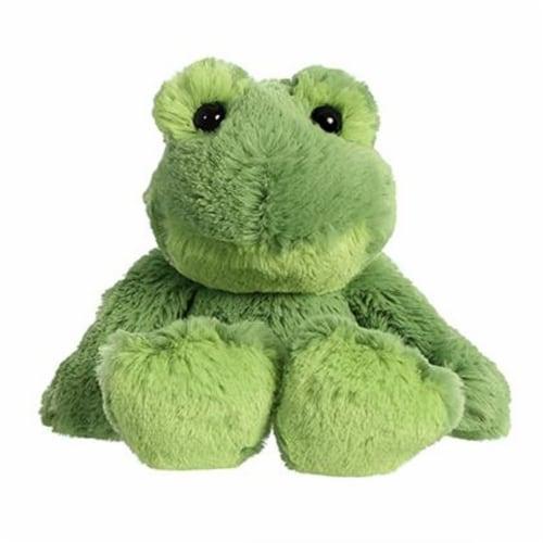 """Aurora - Mini Flopsie - 8"""" Fernando Frog Perspective: front"""