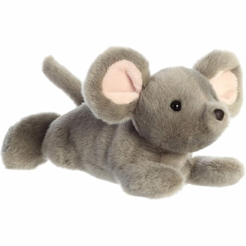 "Aurora - Mini Flopsie - 8"" Missy Mouse Plush Perspective: front"