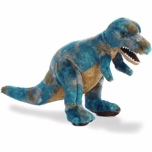 "Aurora World T-Rex Dinosaur Plush, 14"", NA Perspective: front"