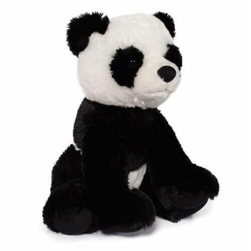 "Aurora 14"" Plush Panda Perspective: front"