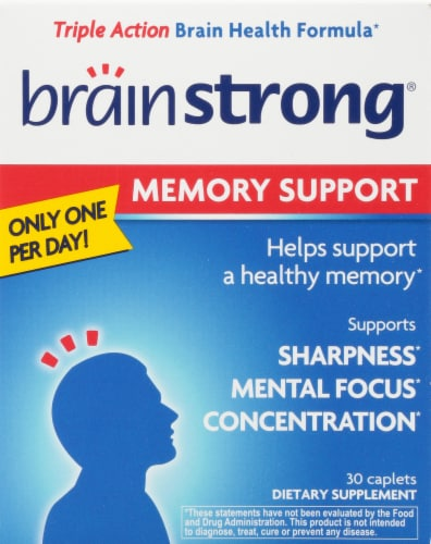 BrainStrong  Memory Support Perspective: front