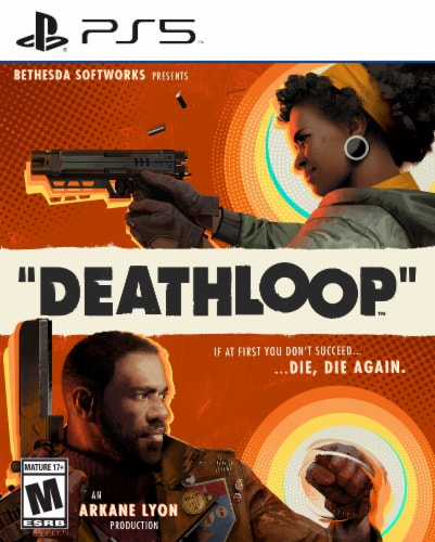 Deathloop (PS5) Perspective: front