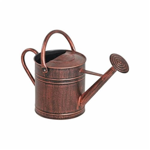 Panacea 84872 2 Gallon Copper Watering Can Perspective: front