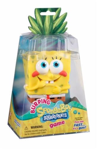 Playmonster Burping Spongebob Squarepants Game Perspective: front