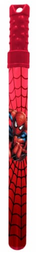 arvel Spiderman Bubble Wand Perspective: front