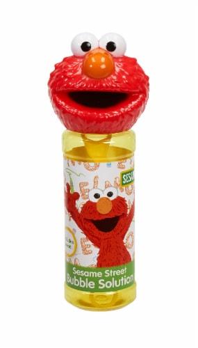 Little Kids Sesame Street Elmo Bottle of Bubbles Perspective: front
