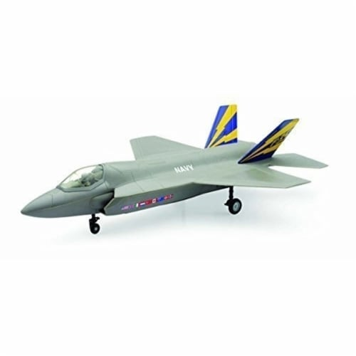 Snap Together Model Lockheed F-35C Lightning II Perspective: front
