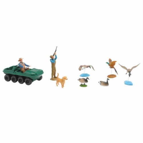 Wild Hunting Playset, Canada Goose Perspective: front