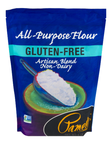 Pamela's Artisan Blend All Purpose Flour Perspective: front
