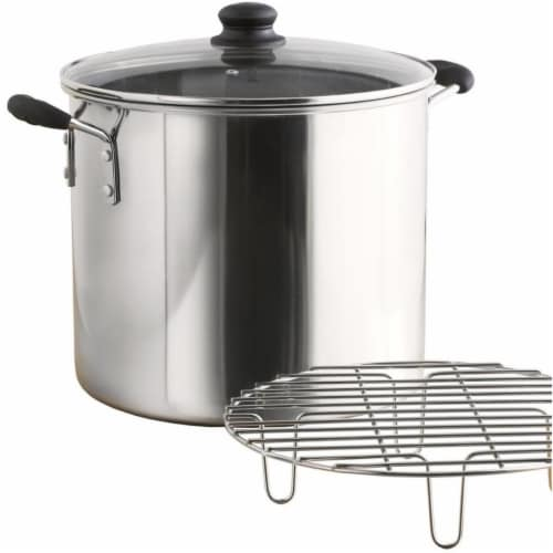 IMUSA Global Kitchen Stainless Steel Steamer Perspective: front