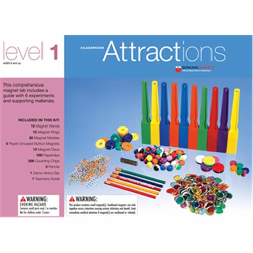 Dowling Magnets Do-731301 Classroom Attractions Level 1 Perspective: front
