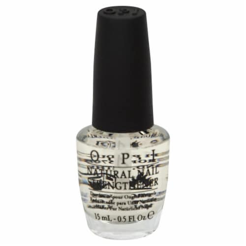 OPI Nail Strength Nail Lacquer Perspective: front