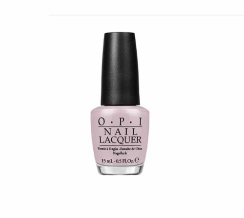 OPI Don't Bossa Nova Me Around Nail Lacquer Perspective: front