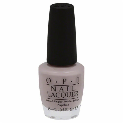 OPI Taupe Nail Lacquer Perspective: front
