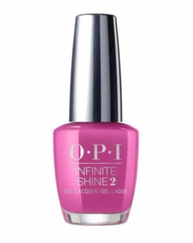 OPI Infinite Shine 2 Pompeii Purple Gel-Lacquer Nail Polish Perspective: front