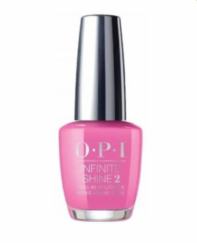 OPI Infinite Shine 2 Two-Timing the Zones Long-Wear Lacquer Nail Polish Perspective: front