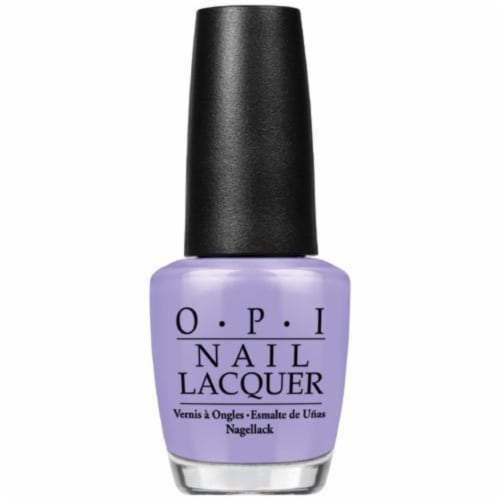 OPI You're Such A Budapest Nail Lacquer Perspective: front