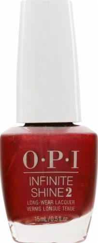 OPI Infinite Shine 2 I'm Not Really A Waitress Long Wear Nail Lacquer Perspective: front