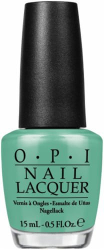 OPI My Dogsled Is A Hybrid Nail Lacquer Perspective: front