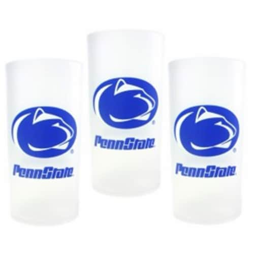 Penn State Nittany Lions 3 Piece Tumbler Set Perspective: front