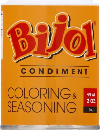 Bijol Coloring & Seasoning Condiment Perspective: front