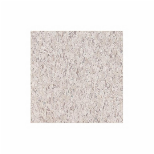 Armstrong Vinyl Composition Tile,45sq ft,Sndft Wht  FP51858031 Perspective: front