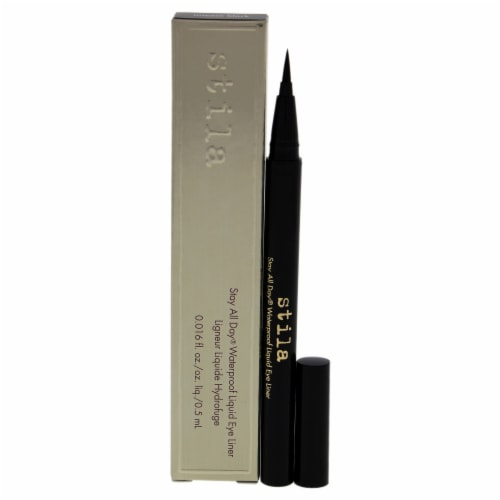 Stay All Day Waterproof Liquid Eye Liner - Intense Black Perspective: front