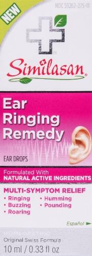 Similasan Ear Ringing Remedy Ear Drops Perspective: front