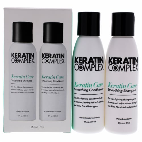 Keratin Complex Care Smoothing Kit Perspective: front