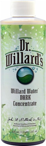 Willard Water  Dark Concentrate Perspective: front