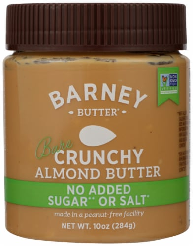 Barney Butter Almond Butter Perspective: front
