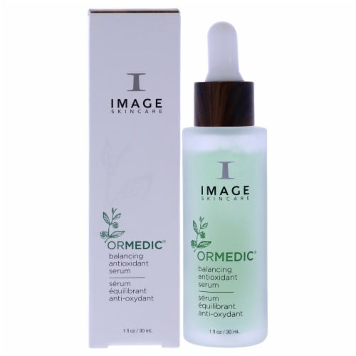 Ormedic Balancing Anti-Oxidant Serum by Image for Unisex - 1 oz Serum Perspective: front