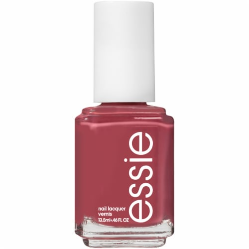 Essie In Stitches Nail Color Perspective: front