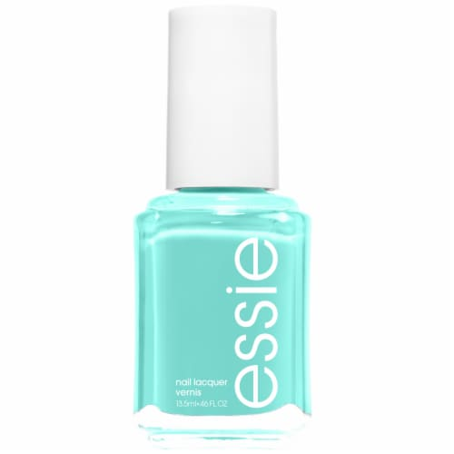 Essie Turquoise & Caicos Nail Polish Perspective: front