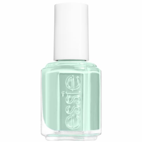 Essie Mint Candy Apple Nail Polish Perspective: front