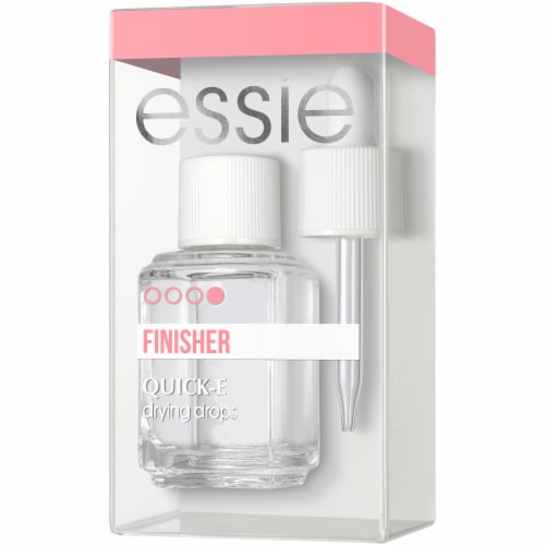 Essie Quick-E Drying Drops Nail Finisher Perspective: front
