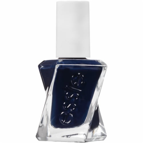 Essie Gel Couture Caviar Bar Nail Polish Perspective: front