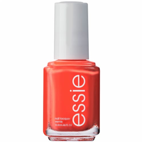Essie Peach Side Babe Nail Polish Perspective: front