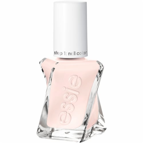 Essie Gel Couture Matter of Fiction Nail Polish Perspective: front