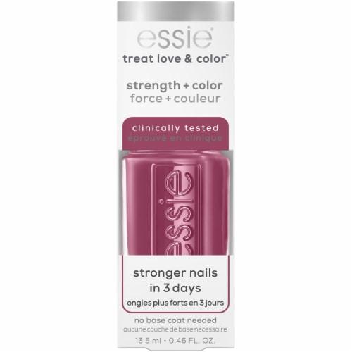 Essie Treat Love & Color Mauve-Tivation Nail Polish Perspective: front