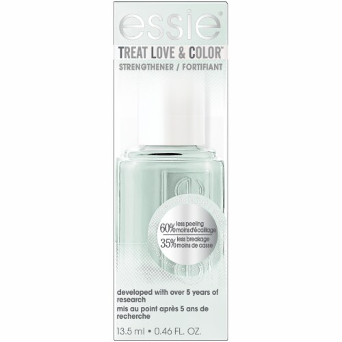 Essie TLC Mint Condition Nail Polish Perspective: front