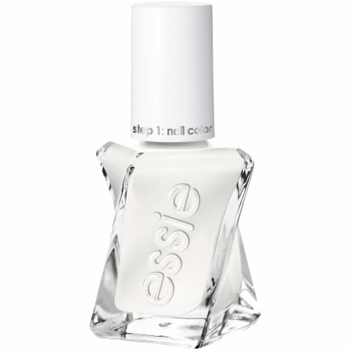 Essie Gel Couture First Fitting Nail Polish Perspective: front