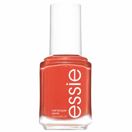 Essie Rocky Rose Nail Color Perspective: front