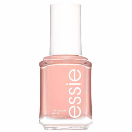 Essie Come Out to Clay Nail Polish Perspective: front
