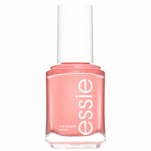 Essie Around The Bend Nail Color Perspective: front