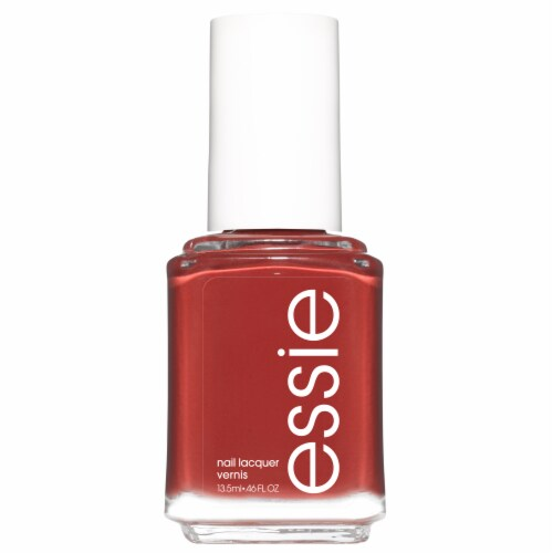 Essie Bed Rock & Roll Nail Polish Perspective: front